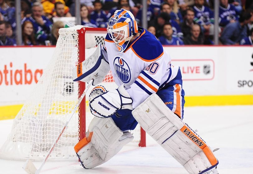 Edmonton Oilers Oil and News: Scrivens and Propsects