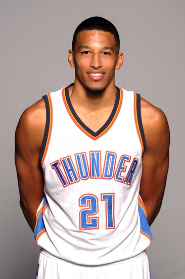 thunder player profile  andre roberson