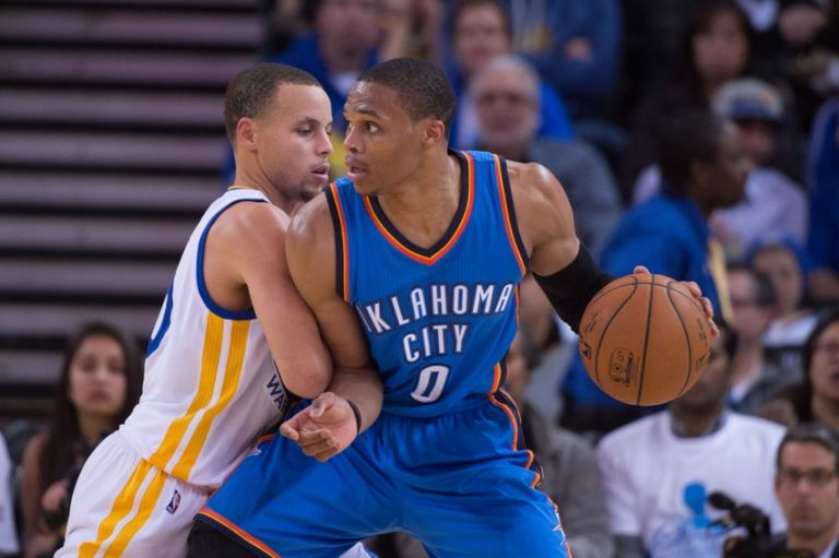 Russell-westbrook-stephen-curry-nba-oklahoma-city-thunder-golden-state-warriors-768x0