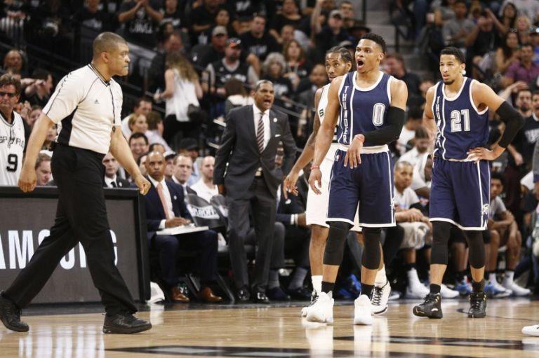 Russell-westbrook-nba-playoffs-oklahoma-city-thunder-san-antonio-spurs-768x511