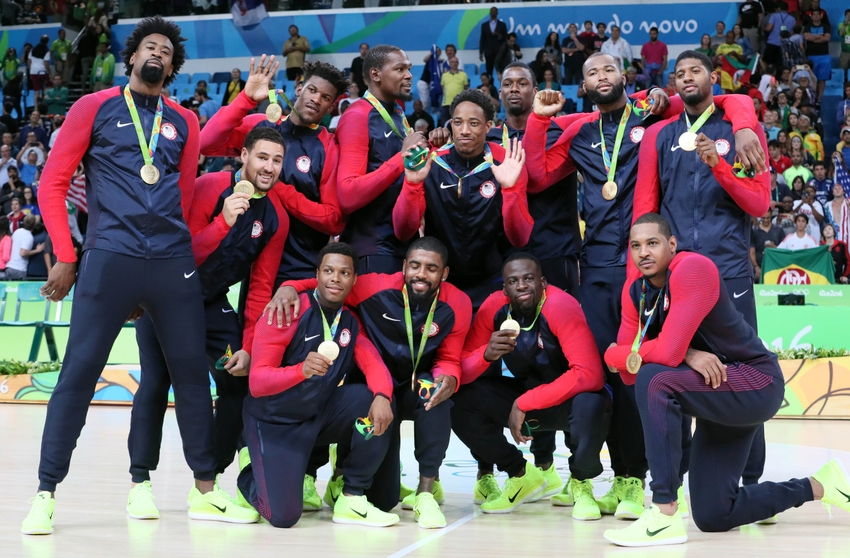 Team USA takes home the final gold medal