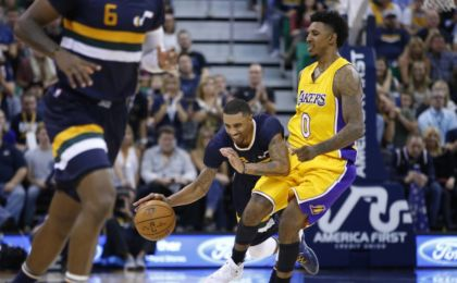 296c6dbfb525 OKC Thunder looking to continue perfect start against LA Lakers ...