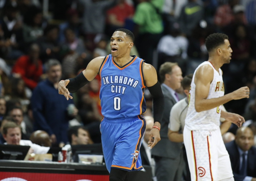 Rockets overcome Westbrook's 7th straight triple-double