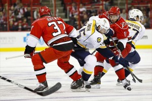 Zach Boychuk vs Craig Smith
