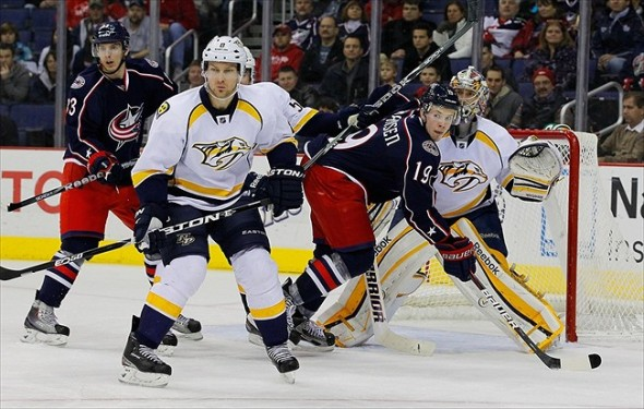 The 2013 NHL season will be highly competitive for Nashville