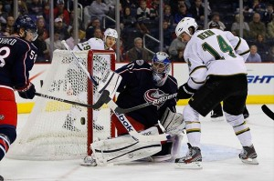 Central Division bottom-feeders, the Columbus Blue Jackets, face Dallas