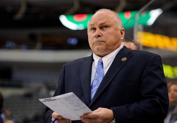 Barry Trotz is juggling the Nashville Predators lines