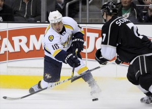 Brandon Yip of the Central Division's Nashville Predators