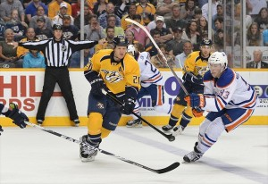 The Nashville Predators schedule in March features two dates with Edmonton