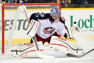 Sergei Bobrovsky is new to the Central Division