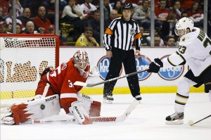 Ex-Central Division powerhouses, the Detroit Red Wings