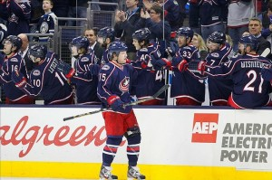 Central Division rebuilding squad, the Columbus Blue Jackets