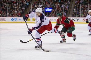 Central Division upstart, the Columbus Blue Jackets