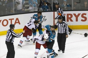 San Jose visits the Central Division