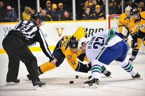 Week 5 of the Nashville Predators schedule has the first game against Vancouver