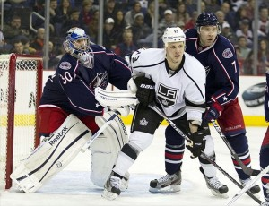 Central Division: Los Angeles Kings at Columbus Blue Jackets