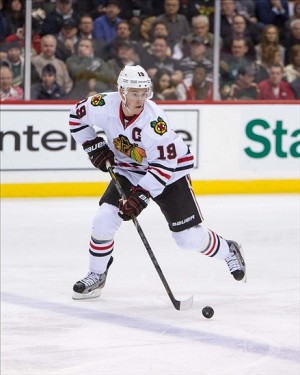 Chicago Blackhawks captain Jonathan Toews faces the Nashville Predators tonight