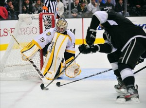 Nashville Predators vs Los Angeles Kings