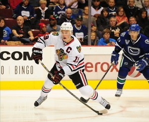 Central Division power, the Chicago Blackhawks