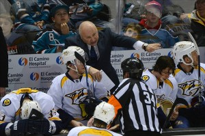 The new NHL faceoff rule cost the Nashville Predators dearly