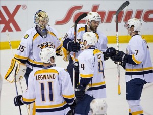 Central Divisions rivals Nashville and St. Louis