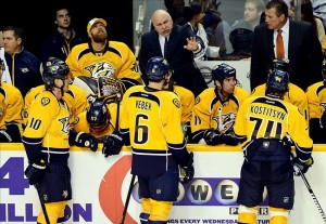 Barry Trotz and the Nashville Predators