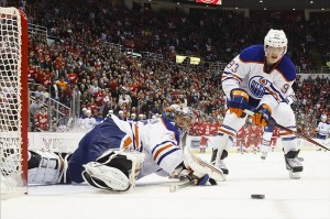 Edmonton took down Central Division cellar-dwellers Columbus