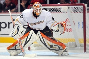 Viktor Fasth faces the Nashville Predators tonight