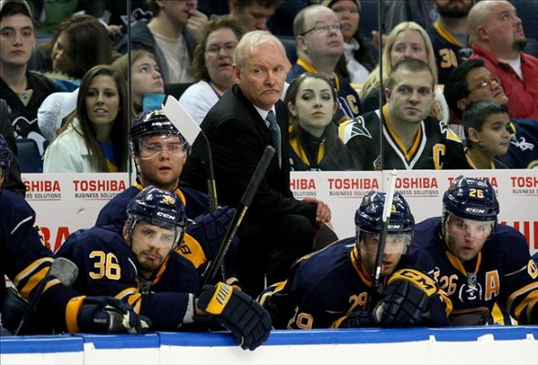 Lindy Ruff's departure makes Barry Trotz the lognest-tenured coach in the NHL