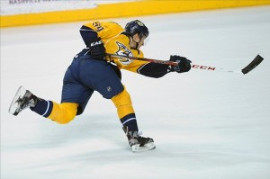 Nashville Predators defenseman Roman Josi