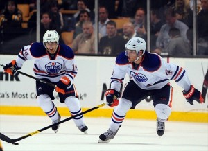Hall & Eberle face the Nashville Predators tonight