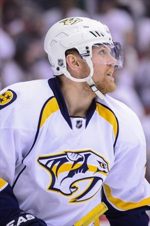NHL: Stanley Cup Playoffs-Nashville Predators at Phoenix Coyotes