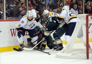 Nashville Predators vs Minnesota Wild
