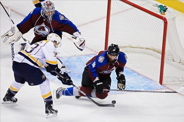 Nashville Predators at Colorado Avalanche