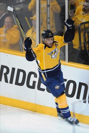 NHL: Dallas Stars at Nashville Predators