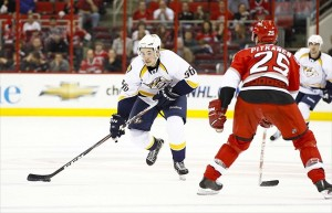 NHL: Preseason-Nashville Predators at Carolina Hurricanes