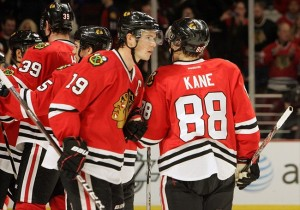 NHL: Florida Panthers at Chicago Blackhawks