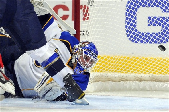 NHL: St. Louis Blues at Chicago Blackhawks