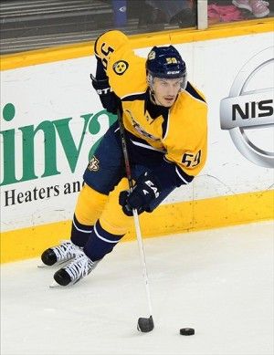 Nashville Predators restricted free agent Roman Josi