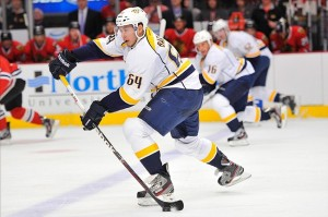 Nashville Predators restricted free agent Victor Bartley