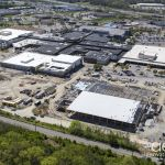 Ford Ice Center ariel view. Credit: Nashville Predators