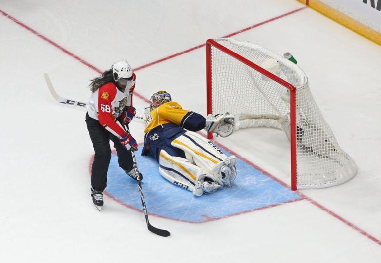 Pekka-rinne-p.k.-subban-nhl-all-star-game-skills-competition-1-768x531