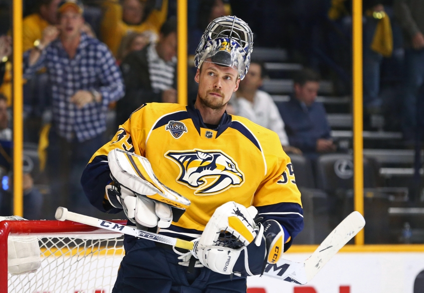 Pekka-rinne-nhl-stanley-cup-playoffs-san-jose-sharks-nashville-predators