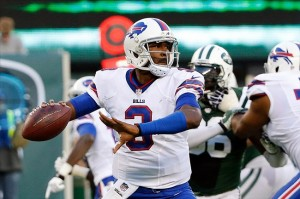 EJ Manuel of the Buffalo Bills