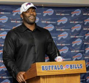 Mario Williams was a big signing by the Bills in 2012.
