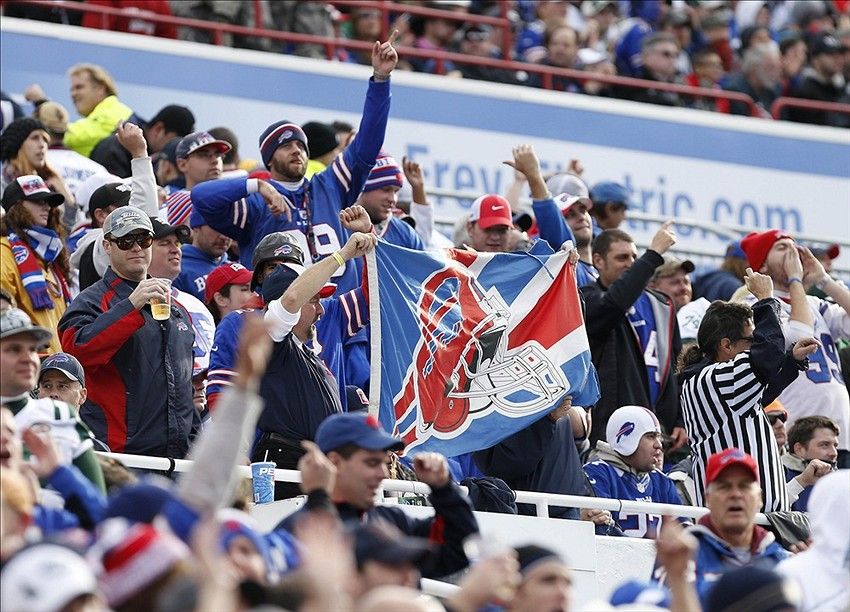 NFL: New York Jets at Buffalo Bills. Mandatory Credit: Kevin Hoffman-USA TODAY Sports