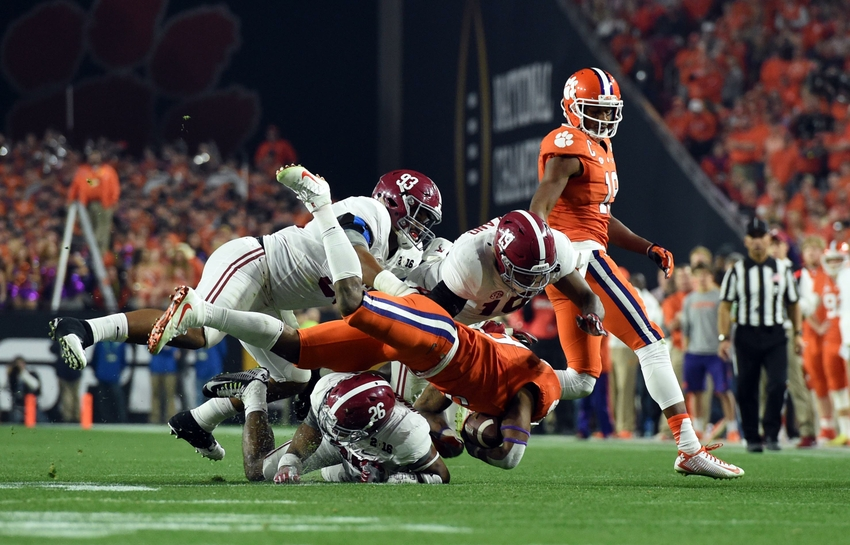 Reggie-ragland-marlon-humphrey-wayne-gallman-ncaa-football-cfp-national-championship-alabama-vs-clemson