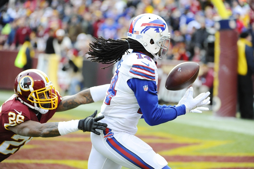 Watkins among 3 Bills starters cleared for practice