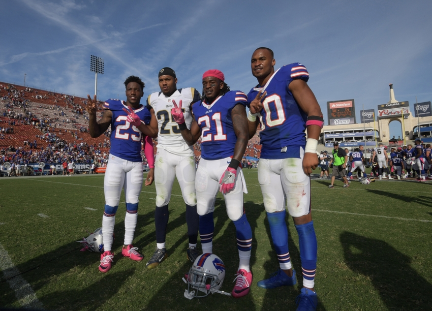 timeless design 3c4cb 2a88d Nickell Robey-Coleman Named AFC Defensive Player of the Week ...