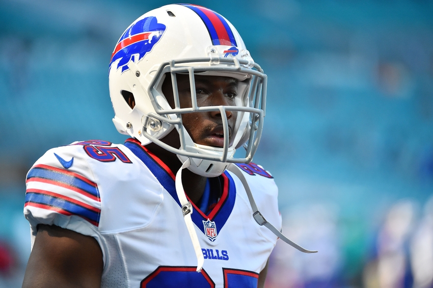 Bills RB McCoy not expected to play with hamstring injury